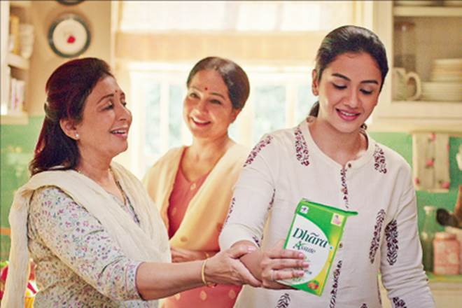 dhara cooking oil, dhara ad, dharaad reboot
