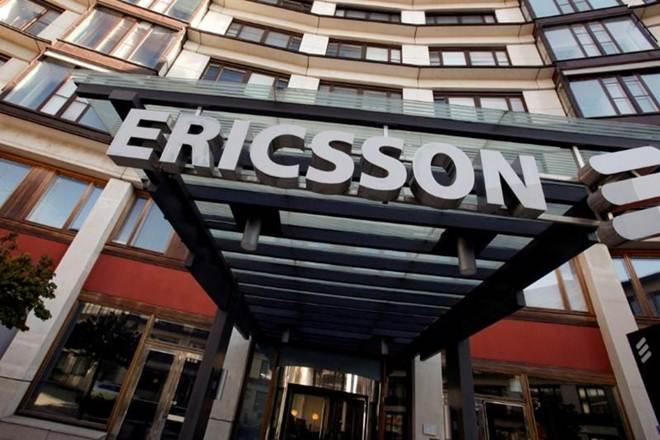 Ericsson, 5G, data,