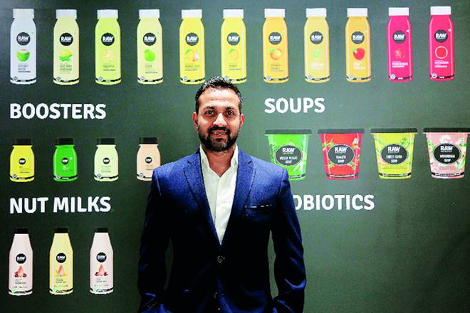 face off, fnb, f and b, food and beverages, Anuj Rakyan, RAW Pressery, RAW