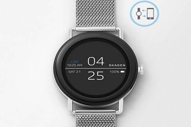 Skagen Falster, Skagen, falster, smartwatch, watch, mens watch, digi watch, digital watch, touch watch