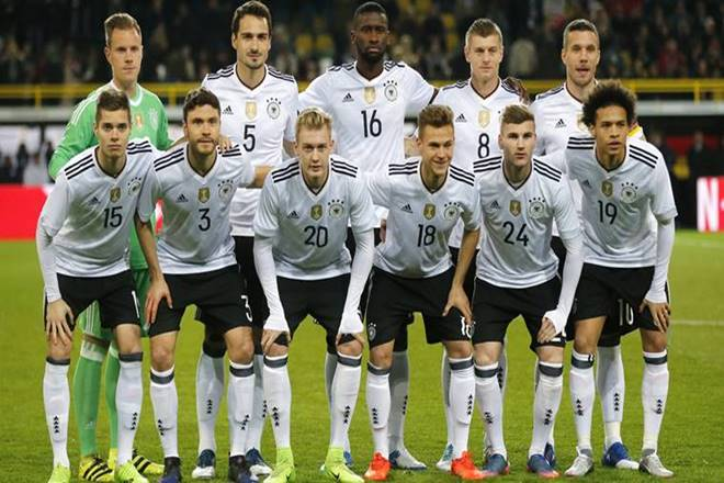 football world cup, football WC 2018, FIFA WC russia, UBS, Germany