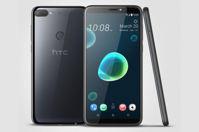 HTC, HTC Desire, HTC Desire 12+, HTC Desire 12
