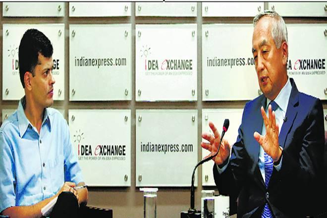 idea exchange, india japan relationship, india japan cooperation, Kenji Hiramatsu