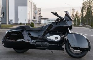 AK-47 maker Kalashnikov builds electric motorcycle 'Izh' for Vladimir Putin's motorcade! - The Financial Express