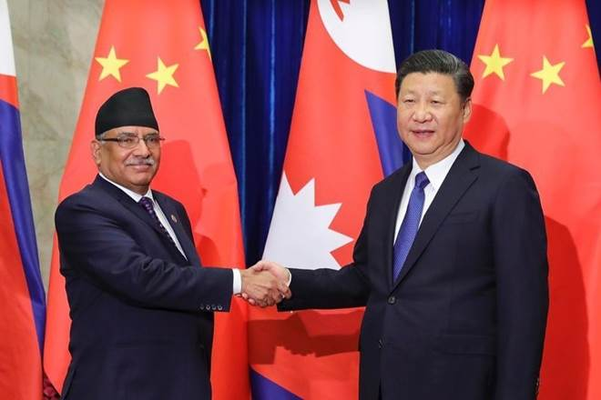 kp oli, kp olichina visit, nepal china deal, nepal prime minister, nepal pm kpoli, KP Oli, nepal beijing agreement, nepalembassy, oli five day visit, olifirst official visit, chinese president, chinese president xi jinping, great hall of people, deal signing ceremony, olivisit second day, Xi Jinping