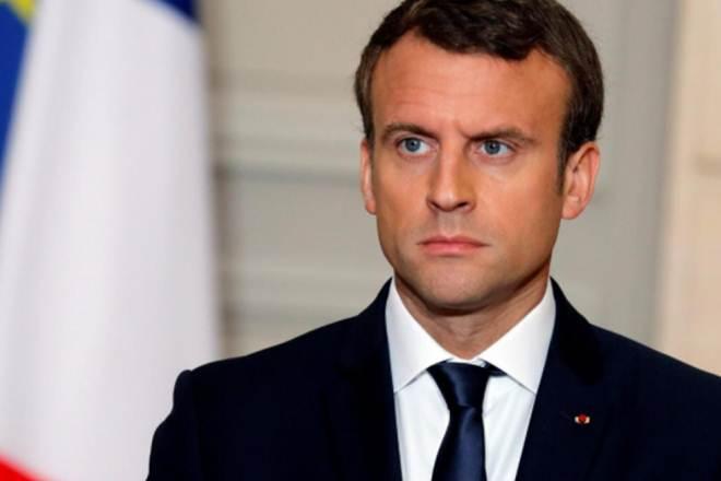 Emmanuel Macron, european union, refugees, financial sanctions, migrant crisis, immigrants