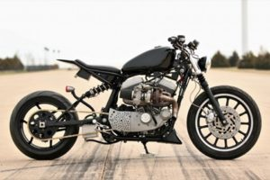 Modified Harley-Davidson Sportster 1200R: Armed with a turbocharger and Cafe Racer styling - The Financial Express