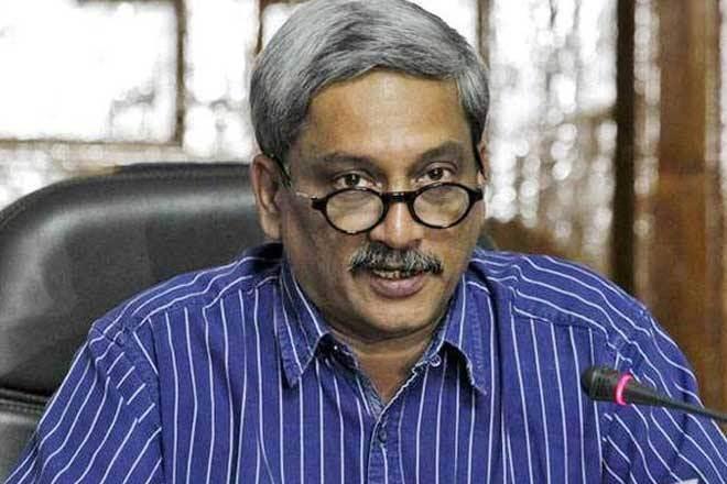 Goa Chief Minister Manohar Parrikar, manohar parrikar goa