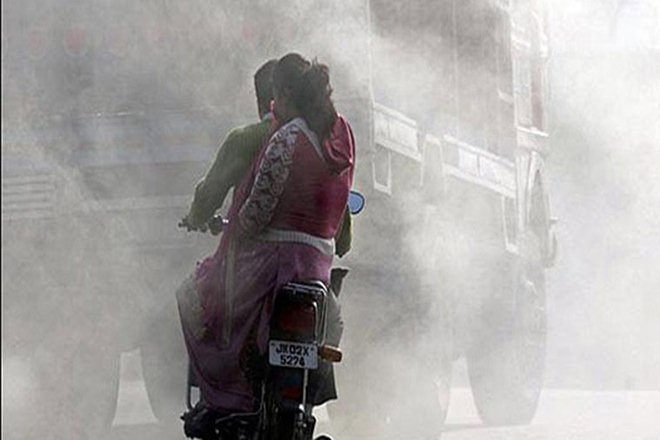 air pollution, yagya, experiment, sulphur dioxide, nitrogen dioxide