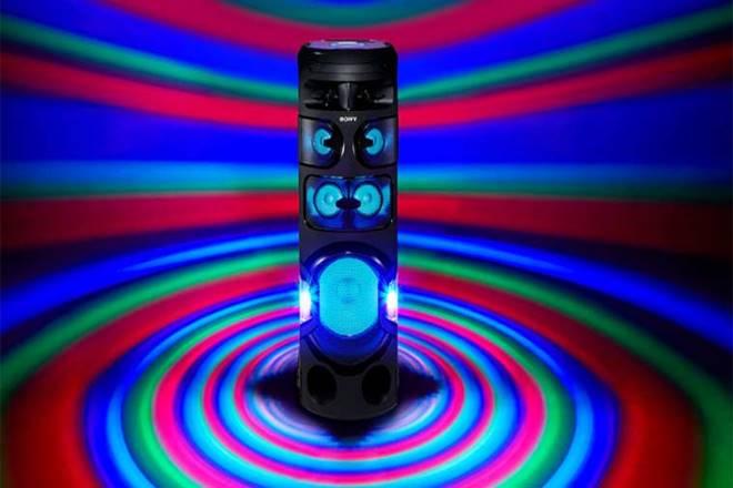 Sony MHC-V81D, sony,DVD player, music
