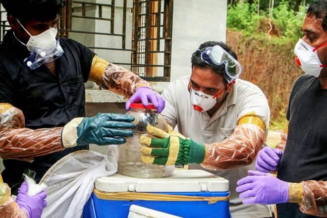 Kerala govt,Nipah virus,Kerala Health Minister, Shailaja,Nipah