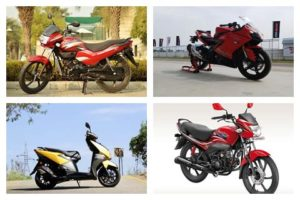 Top bikes and scooter manufacturers in India: Hero MotoCorp leads the way as motorcycle sales shine - The Financial Express