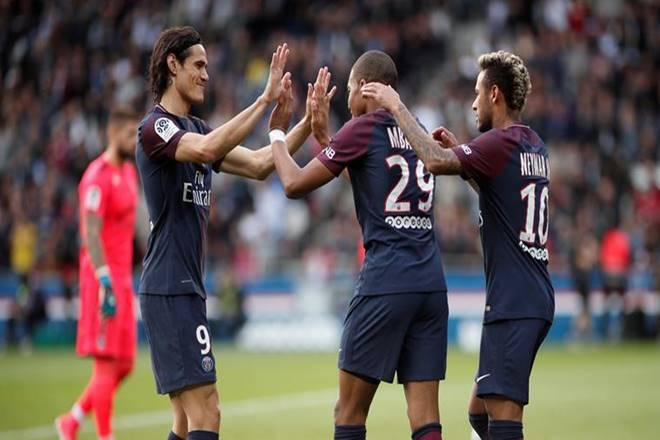 psg, paris saint german, psg ffp, neymar, kylian mbappe, cavani, edison cavani, fifa world cup 2018, fifa world cup, sports news