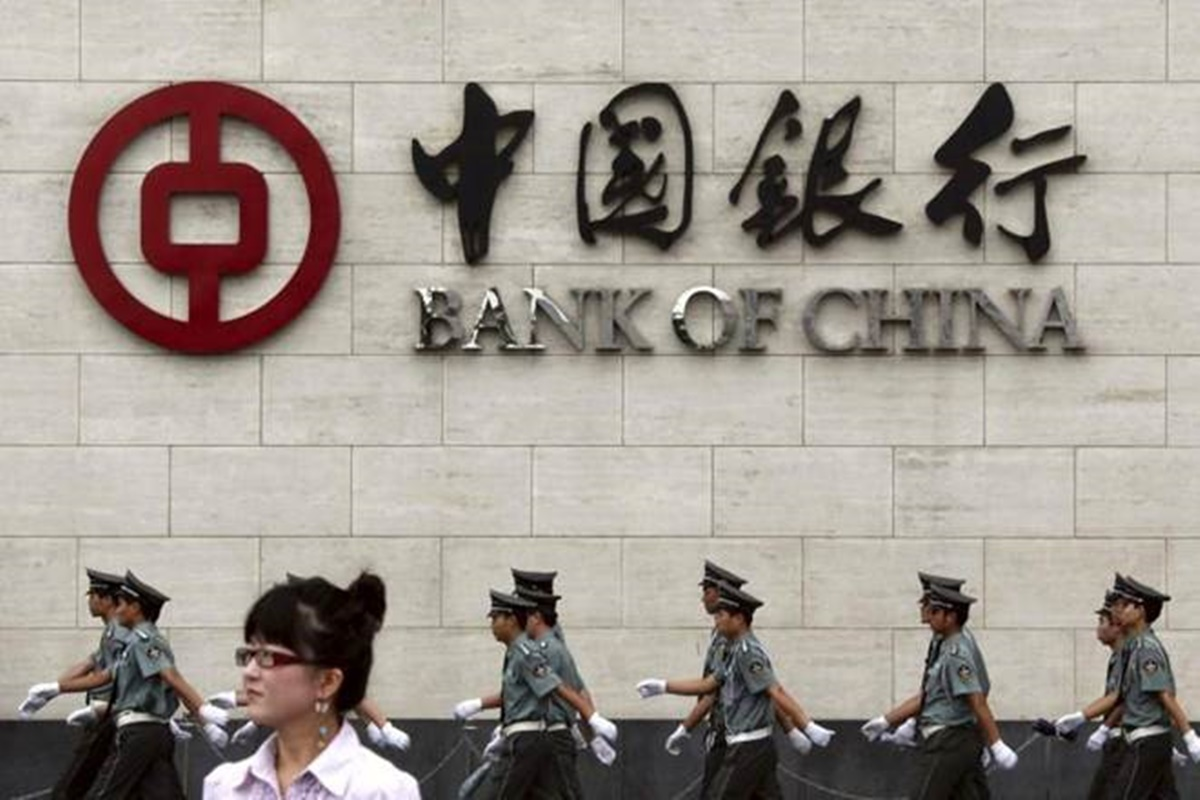 Image result for बैंक ऑफ़ चीन