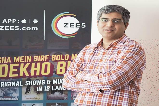 Traditional broadcasters,OTT,ZEE5, digital platforms,Netflix, Prime Video focus,regional consumers,OZEE