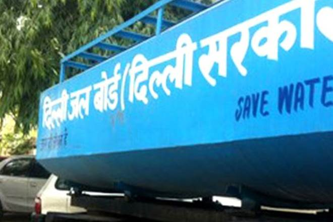 Delhi Jal Board,DJB revenue network,Upper Yamuna River Basin,UV treatment,Singapore Public Utilities Board,NITI Aayog