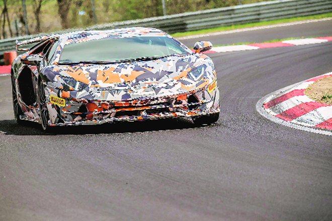 Lamborghini, automobile sector, automobile industry