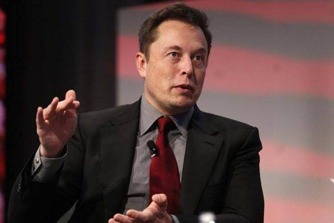 Elon Musk, Tesla car, space, bacteria from Earth, scientists,SpaceX's rocket test flight,SpaceX,NASA