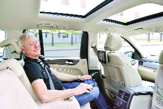 Mercedes-Benz, roland folger