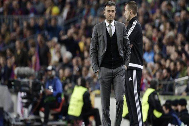 Luis Enrique, Spain coach, Julen Lopetegui, Real Madrid, director, Fernando Hierro, Barcelona, Catalan giants