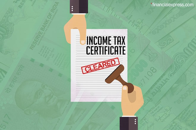 income tax, Income Tax Clearance Certificate, income tax clearance certificate form, income tax clearance certificate for tender, PAN