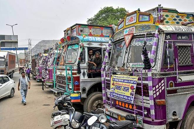 Truckers strike, Truckers end strike, All India Motor Transport Congress, GST, Modi government