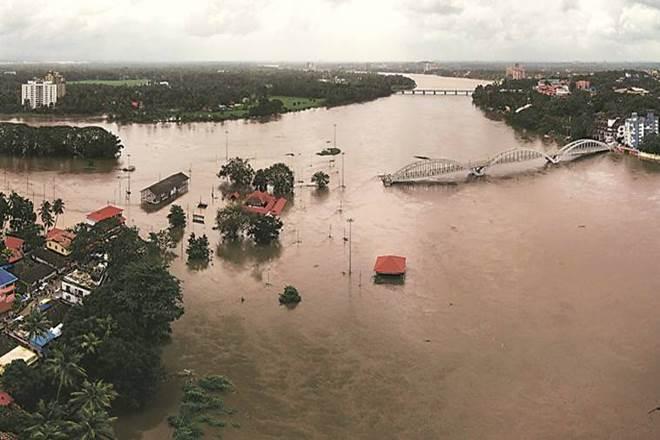 Kerala floods,Kerala floods relief,rescue operation,relief camp