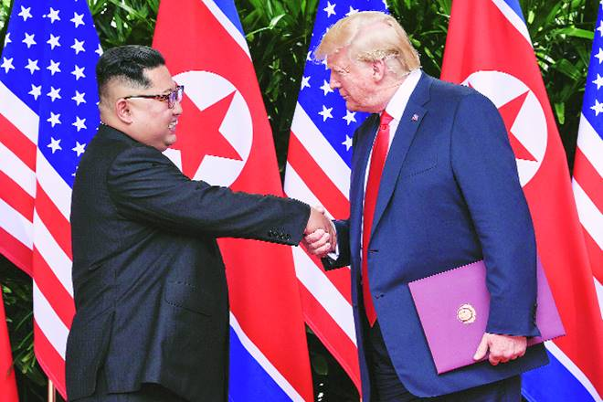 north korea, united states, nuclear deal, singapore reunion, missile