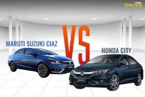 2018 Maruti Suzuki Ciaz facelift vs Honda City: 5 ways how City's better than new Ciaz - The Financial Express