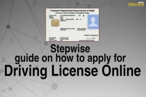 Online Driving License gets a massive response: How to apply for DL online, explained with images - The Financial Express