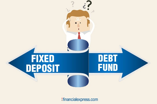 Bank FD, debt fund, FDs Vs debt funds, fixed deposits, FD vs debt fund, better returns, FD interest rates