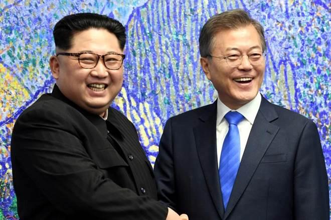North Korea, South Korea, leaders' summit, Moon Jae-in, Kim Jong Un, Donald Trump, Singapore, world news