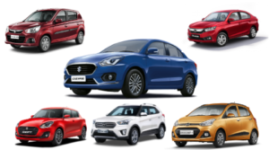 Top selling Cars & SUVs in India: Maruti Dzire displaces Alto, Honda Amaze sales shine - The Financial Express
