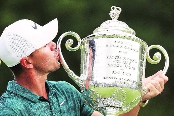 Brooks Koepka, golf, anirban lahiri