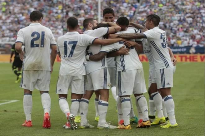 La Liga,Spanish clubs, US, canada, spain, real madrid, barcelona, manchesterunited,International Champions Cup