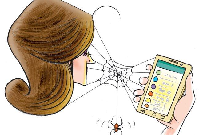 Digital web, digital media,gadget,smartphone,digital gadget