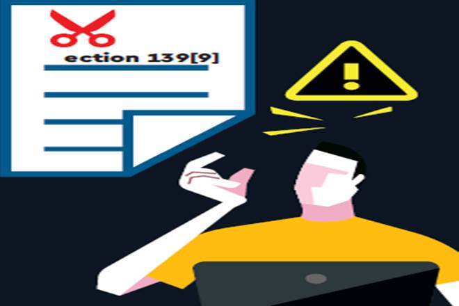 ITR filing, income tax return, Income Tax Act, Section 233B, XML File