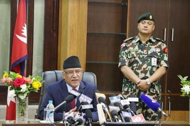 Nepal,Pushpa Kamal Dahal, india,Prachanda