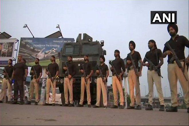 71st Independence Day Amritsar Referendum 2020 SS Srivastava Amarinder Singh Trafalgar Square