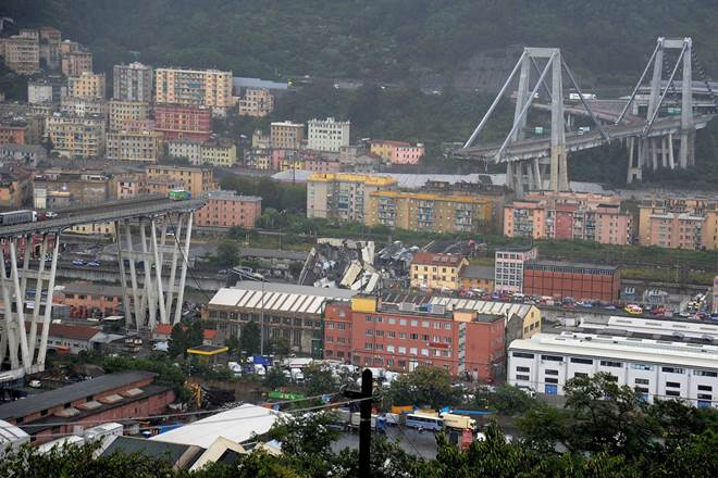 Genoa bridge collapse, Genoa bridge collapse toll, Calabria, latest news on Genoa bridge collapse, news on Genoa bridge collapse
