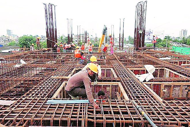 l&t, construction sector, construction industry