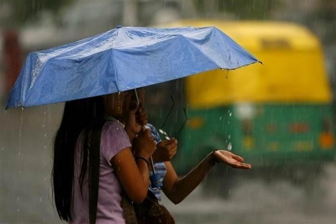 delhi rain today, delhi traffic today, delhi traffic jam, delhi rain news, delhi rain traffic jam