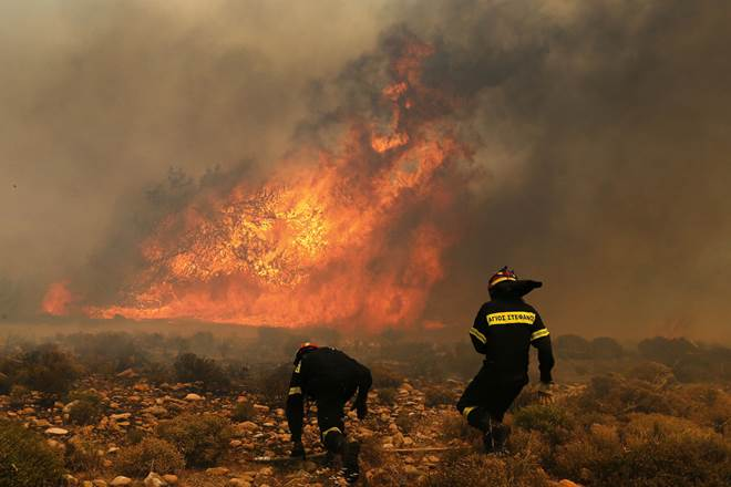 Greece fire, Greece forest fire, national disaster, national disaster response, national disaster response agency, world news