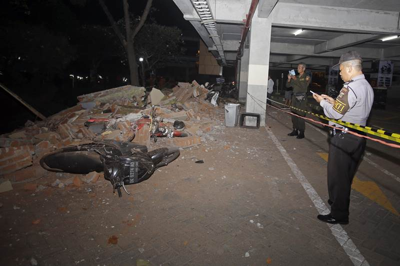 indonesia, indonesia earthquake, lombok, lombok earthquake, earthquake news