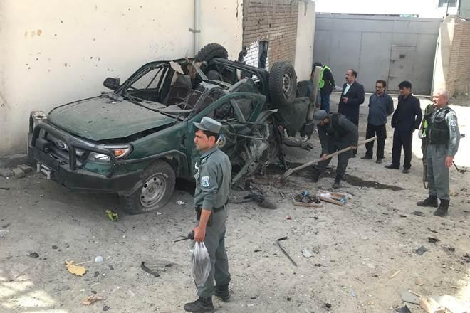 Kabul blast, kabul, Kabul suicide bomb, Kabul suicide bomb blast, Kabul bomb blast, Afghanistan education centre explosion, world news