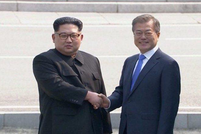 north korea, south korea, north korea south korea truce