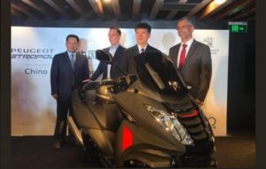 Mahindra owned Peugeot launches three-wheeled scooter in China: Does India deserve this? - The Financial Express