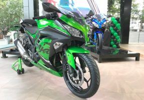2019 Kawasaki Ninja 300 showcased: Why BMW G310R should watch out - The Financial Express
