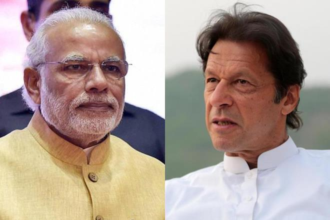 Narendra Modi,Imran Khan, india, pakistan,