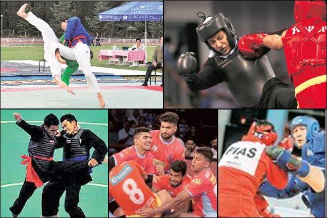 Asian Games 2018,pencak silat,wushu, kabaddi, sambo